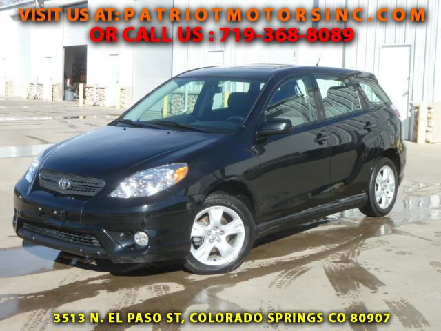 Used 2007 Toyota Matrix For Sale In Colorado Springs Co