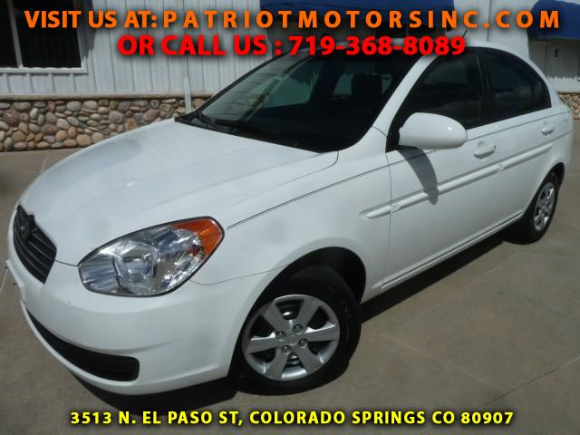 Used 2009 Hyundai Accent For Sale In Colorado Springs Co