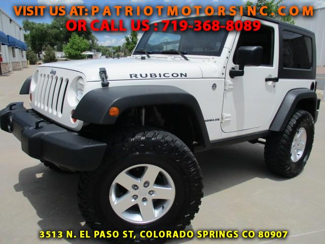 used 2007 jeep wrangler for sale in colorado springs co. Black Bedroom Furniture Sets. Home Design Ideas