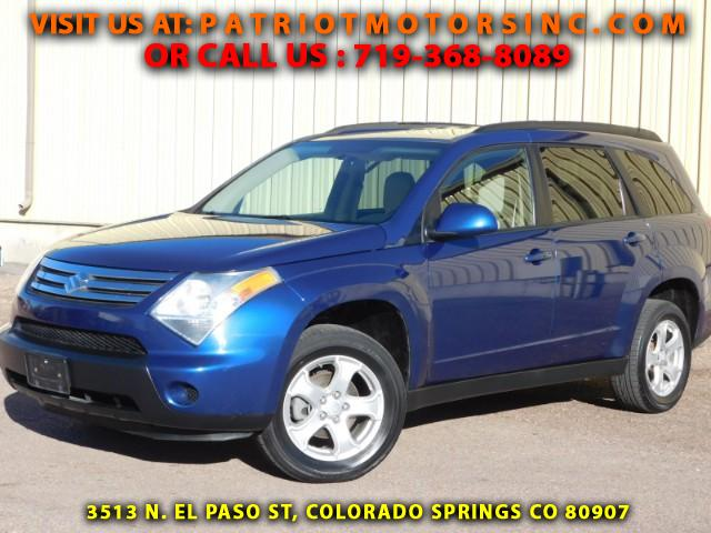 Used 2008 Suzuki Xl 7 For Sale In Colorado Springs Co