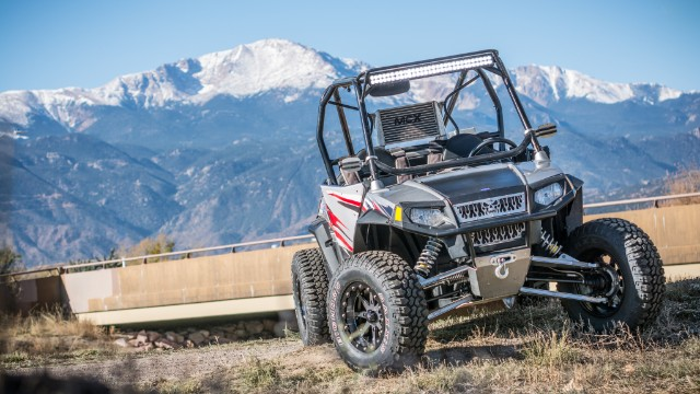 Used 2009 Polaris Rzr For Sale In Colorado Springs Co