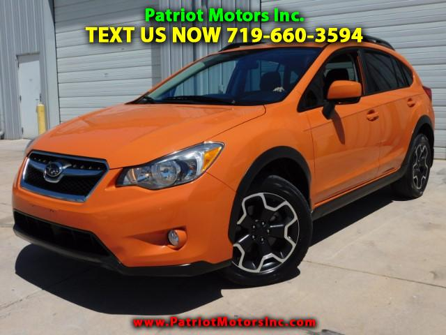 Used 2014 Subaru Xv Crosstrek Premium Cvt For Sale In