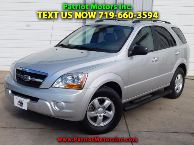 Used 2009 Kia Sorento Ex 4wd For Sale In Colorado Springs