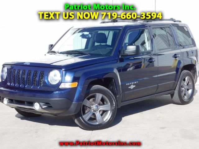 Used 2013 Jeep Patriot Latitude 2wd For Sale In Colorado