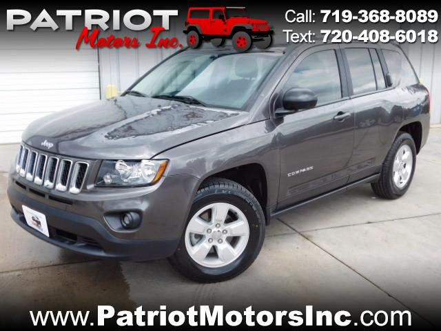 2015 Jeep Compass Sport FWD