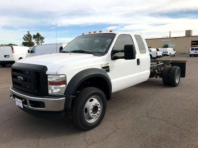 2009 Ford F-450 SD SuperCab 2WD DRW