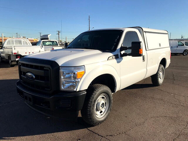 2015 Ford Super Duty F250 XL