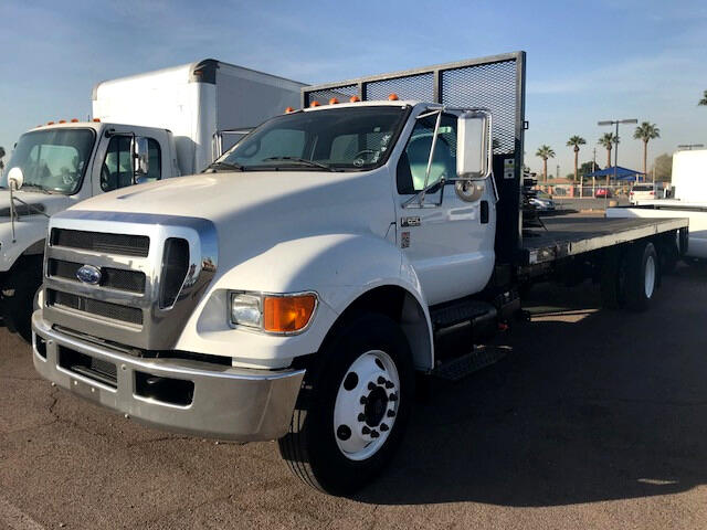 2008 Ford F-650 Regular Cab 2WD DRW