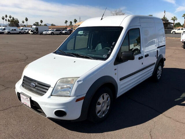 2011 Ford Transit Connect XLT with Side and Rear Door Glass
