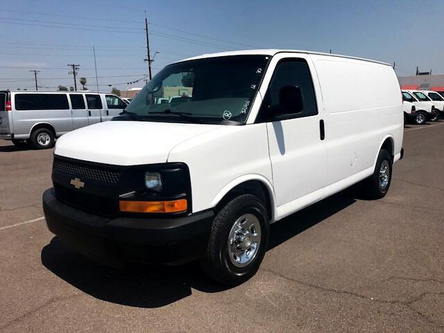 2012 Chevrolet Express Cargo Van G2500