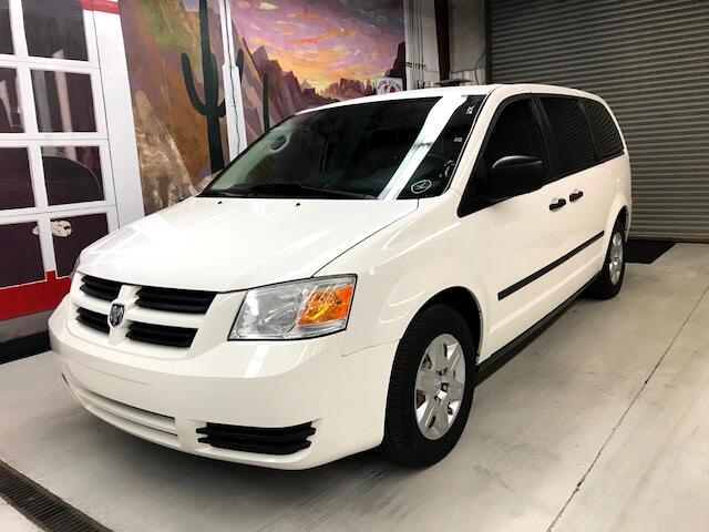 2010 Dodge Grand Caravan Cargo Van