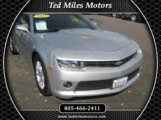 2015 Chevrolet Camaro THIS QUALITY VEHICLE IS EXACTLY WHAT YOU WOULD EXPECT FROM TED MILES MOTORS