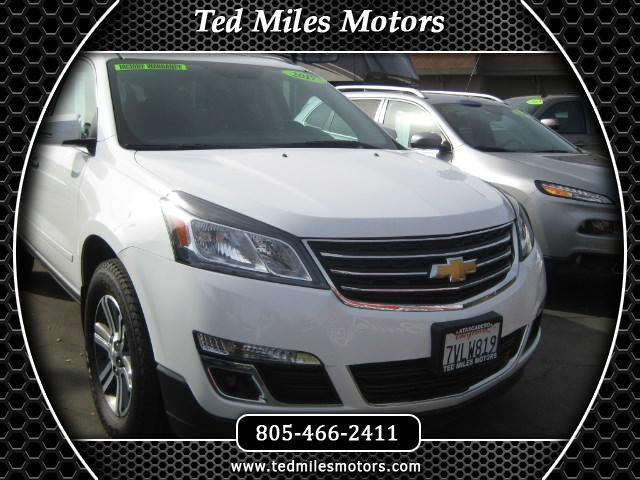 2017 Chevrolet Traverse THIS QUALITY VEHICLE IS EXACTLY WHAT YOU WOULD EXPECT FROM TED MILES MOTORS