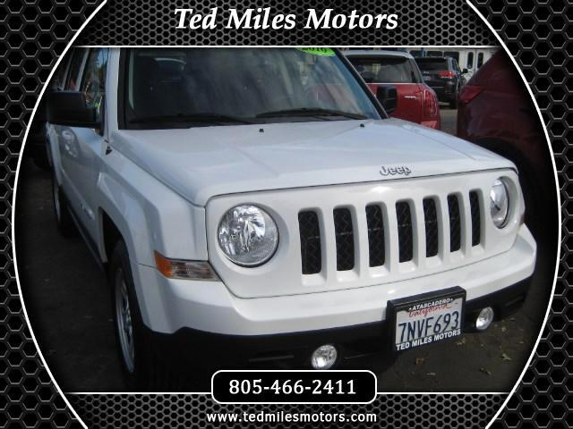 2016 Jeep Patriot THIS QUALITY VEHICLE IS EXACTLY WHAT YOU WOULD EXPECT FROM TED MILES MOTORS VIN