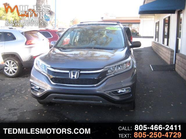 2015 Honda CR-V EX-L 2WD