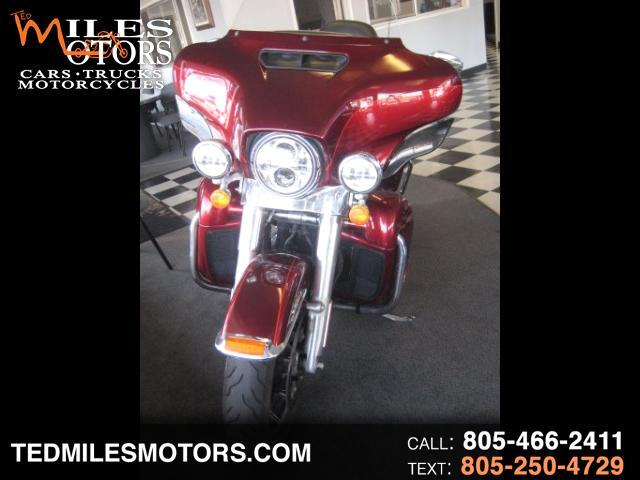 2016 Harley-Davidson FLHTK Ultra Classic Limited