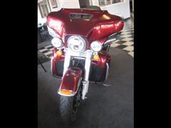 2016 Harley-Davidson FLHTK