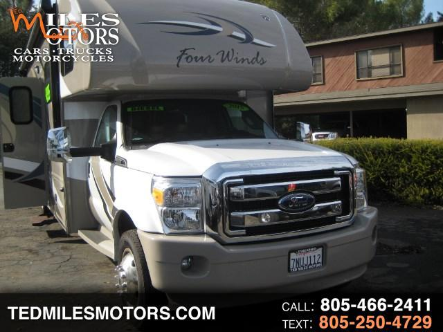 2015 Thor Motor Coach Fourwinds 33 SW SUPER C DIESEL