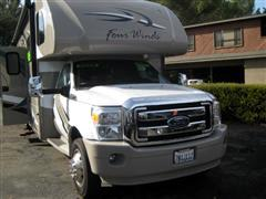 2015 Thor Motor Coach Fourwinds