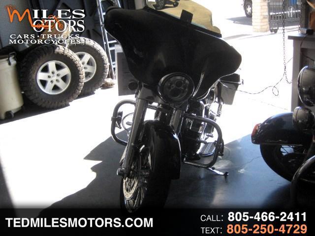 2009 Harley-Davidson FLHXI STREET GLIDE