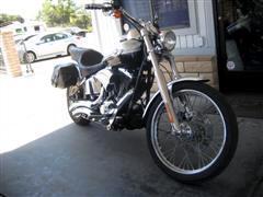 2003 Harley-Davidson FXSTD