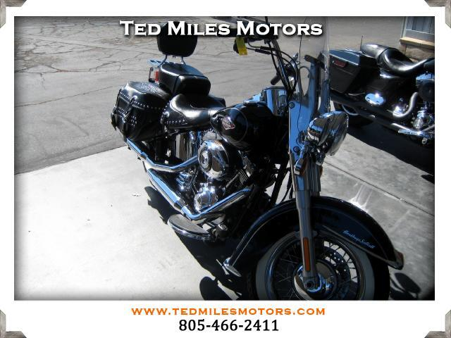 2012 Harley-Davidson FLSTC THIS QUALITY VEHICLE IS EXACTLY WHAT YOU WOULD EXPECT FROM TED MILES MOT