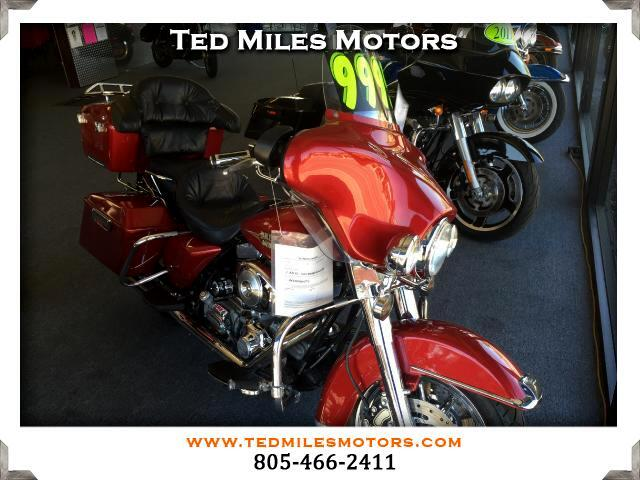 2002 Harley-Davidson FLHT THIS QUALITY VEHICLE IS EXACTLY WHAT YOU WOULD EXPECT FROM TED MILES MOTO