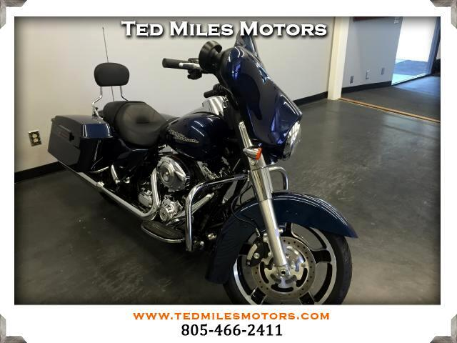 2012 Harley-Davidson FLHXI THIS QUALITY VEHICLE IS EXACTLY WHAT YOU WOULD EXPECT FROM TED MILES MOT