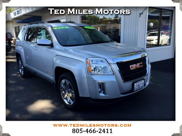 2012 GMC Terrain THIS QUALITY VEHICLE IS EXACTLY WHAT YOU WOULD EXPECT FROM TED MILES MOTORS VIN