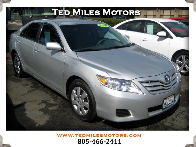 2010 Toyota Camry THIS QUALITY VEHICLE IS EXACTLY WHAT YOU WOULD EXPECT FROM TED MILES MOTORS VIN