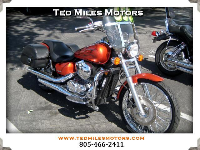 2012 Honda VT750C2F THIS QUALITY VEHICLE IS EXACTLY WHAT YOU WOULD EXPECT FROM TED MILES MOTORS VI