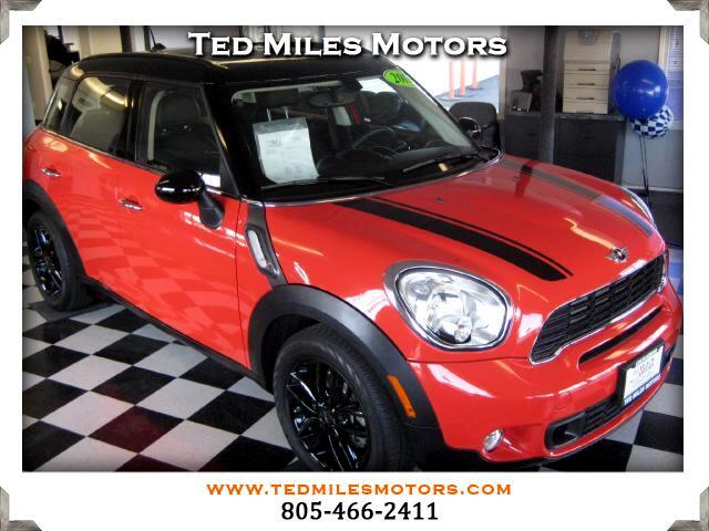 2011 MINI Countryman THIS QUALITY VEHICLE IS EXACTLY WHAT YOU WOULD EXPECT FROM TED MILES MOTORS V