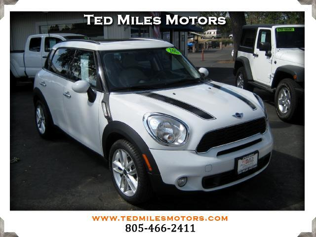 2012 MINI Countryman THIS QUALITY VEHICLE IS EXACTLY WHAT YOU WOULD EXPECT FROM TED MILES MOTORS V