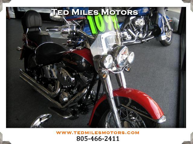 2006 Harley-Davidson FLSTNI THIS QUALITY VEHICLE IS EXACTLY WHAT YOU WOULD EXPECT FROM TED MILES MO