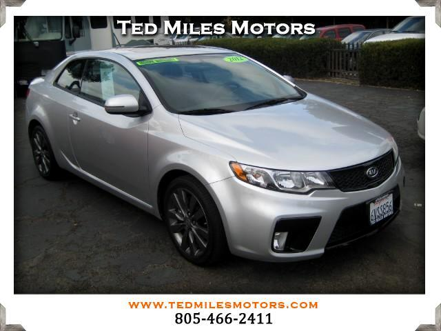 2012 Kia Forte Koup THIS QUALITY VEHICLE IS EXACTLY WHAT YOU WOULD EXPECT FROM TED MILES MOTORS VI