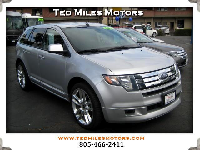 2010 Ford Edge THIS QUALITY VEHICLE IS EXACTLY WHAT YOU WOULD EXPECT FROM TED MILES MOTORS VIN 2F