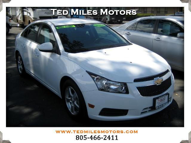 2014 Chevrolet Cruze THIS QUALITY VEHICLE IS EXACTLY WHAT YOU WOULD EXPECT FROM TED MILES MOTORS V