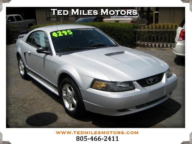 2002 Ford Mustang THIS QUALITY VEHICLE IS EXACTLY WHAT YOU WOULD EXPECT FROM TED MILES MOTORS VIN