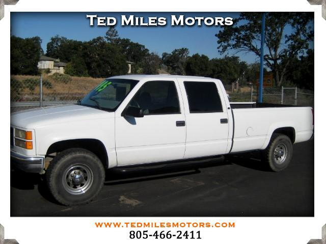 1998 GMC Sierra Classic 3500 THIS QUALITY VEHICLE IS EXACTLY WHAT YOU WOULD EXPECT FROM TED MILES M