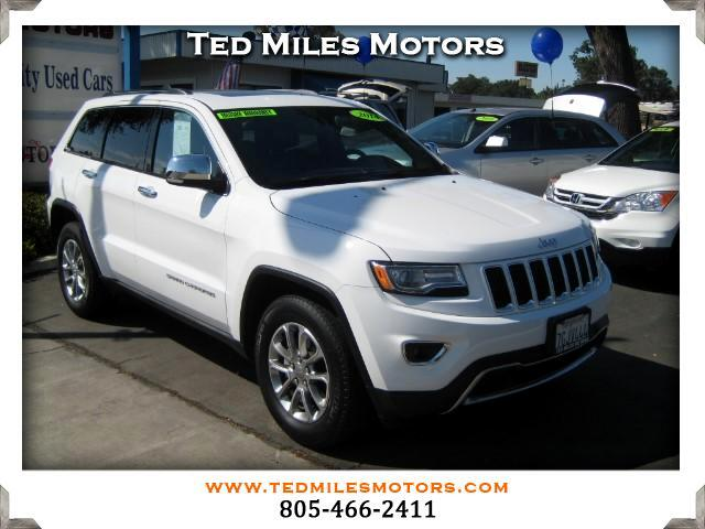 2014 Jeep Grand Cherokee THIS QUALITY VEHICLE IS EXACTLY WHAT YOU WOULD EXPECT FROM TED MILES MOTOR