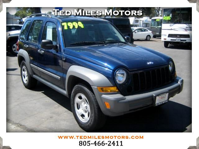 2005 Jeep Liberty THIS QUALITY VEHICLE IS EXACTLY WHAT YOU WOULD EXPECT FROM TED MILES MOTORS VIN
