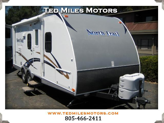 2013 Heartland RV North Trail THIS QUALITY VEHICLE IS EXACTLY WHAT YOU WOULD EXPECT FROM TED MILES