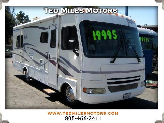 2002 Fleetwood Fiesta Class A THIS QUALITY VEHICLE IS EXACTLY WHAT YOU WOULD EXPECT FROM TED MILES