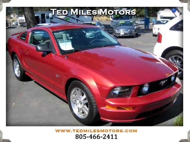 2006 Ford Mustang THIS QUALITY VEHICLE IS EXACTLY WHAT YOU WOULD EXPECT FROM TED MILES MOTORS VIN
