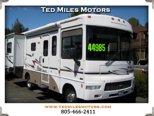 2006 Winnebago Sightseer THIS QUALITY VEHICLE IS EXACTLY WHAT YOU WOULD EXPECT FROM TED MILES MOTOR