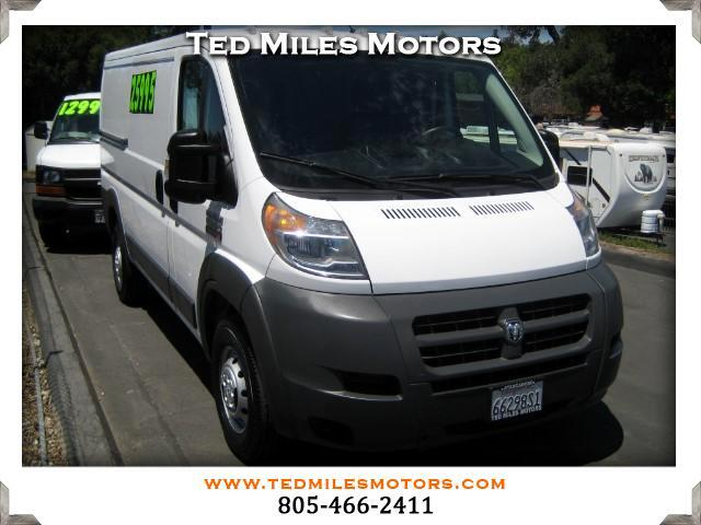 2015 RAM Promaster THIS QUALITY VEHICLE IS EXACTLY WHAT YOU WOULD EXPECT FROM TED MILES MOTORS VIN