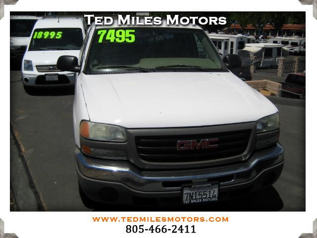 2004 GMC Sierra 1500 THIS QUALITY VEHICLE IS EXACTLY WHAT YOU WOULD EXPECT FROM TED MILES MOTORS V