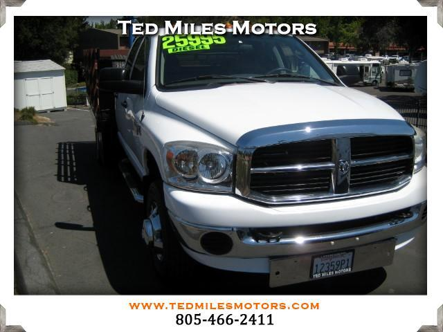 2008 Dodge Ram 3500 THIS QUALITY VEHICLE IS EXACTLY WHAT YOU WOULD EXPECT FROM TED MILES MOTORS VI