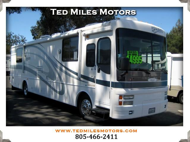 2001 Fleetwood Discovery THIS QUALITY VEHICLE IS EXACTLY WHAT YOU WOULD EXPECT FROM TED MILES MOTOR