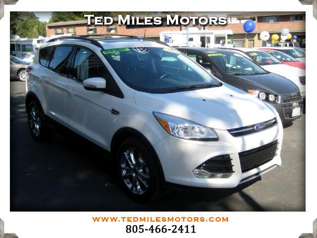 2013 Ford Escape THIS QUALITY VEHICLE IS EXACTLY WHAT YOU WOULD EXPECT FROM TED MILES MOTORS VIN